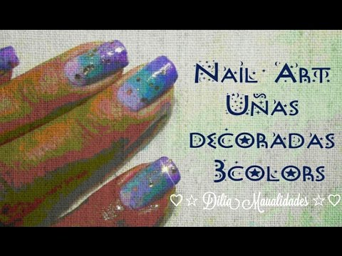 Video Uñas Decoradas Youtube