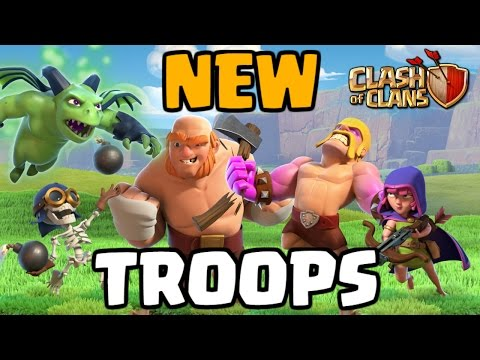 Thumbnail: Clash of Clans NEW TROOPS GAMEPLAY! Builder Base Level 5 - CoC Update 2017