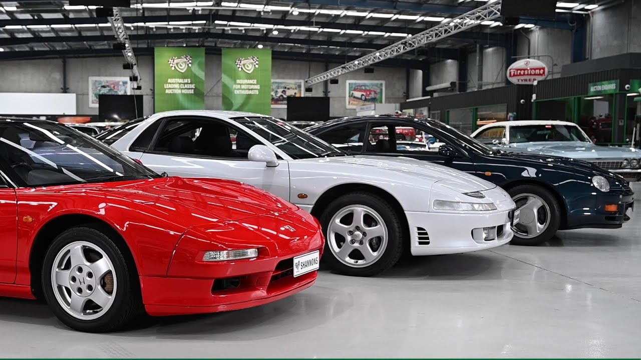 JDM Trio - 2020 Shannons Winter Timed Online Auction