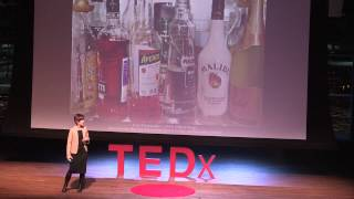Too Much of a Good Thing: Evolving Our Relationship with Alcohol | Reba Howard | TEDxSkidmoreCollege