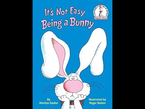 It's Not Easy Being A Bunny - Stories For Kids