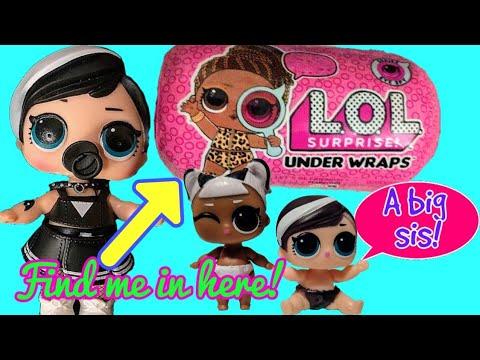 LOL Surprise Series 4 Wave 2 Under Wraps | Eye Spy Series
