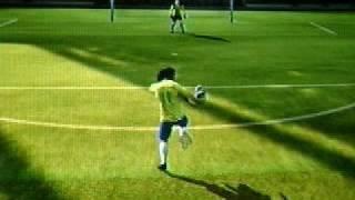 FIFA 08 xbox 360 tricks