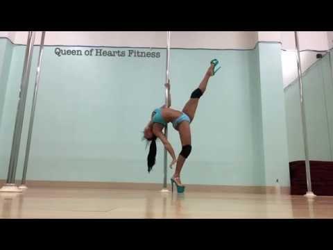 Advanced Floorwork & Flow Pole Dance 3 - Needed Me