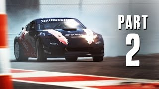 GRID Autosport Gameplay Walkthrough Part 2 - Drifting - THE NEW DK