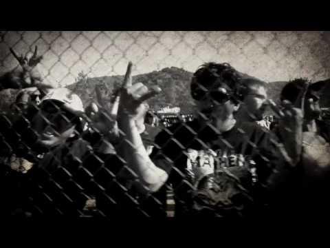 2010 Mayhem Festival Commercial