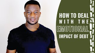 How To Deal With The Emotional Impact Of Debt  Stress, Worry, Fear, Sleepless Nights