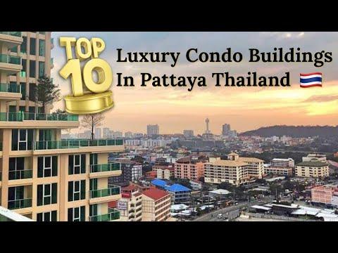 Top 10 Luxury Condos Pattaya Thailand