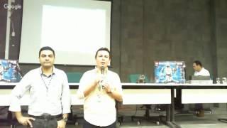 Aula Inaugural do Curso de Formação em Robótica Educacional