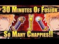 Bleach Brave Souls | Over 30 Minutes Of Accessory Fusions & Funny/Cringe Talks !