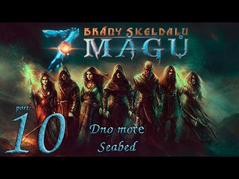 BS3: 7 Mages - 10: Seabed/Dno moře
