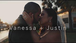 Vanessa + Justin | Clearwater Beach Wedding Film