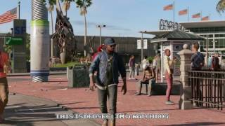Песня Watch Dogs 2 | I am a Watch Dog |