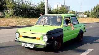 Выбор Трояновского #10: Запорожец с мотором от