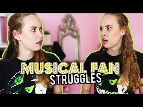 Struggles Every Musical Theatre Fan Understands