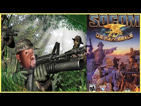MY FAVORITE GAME GROWING UP! - Socom U.S. Navy Seals Gameplay l #ThrowbackThursday