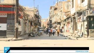الأحياء الشرقية في حلب أصبحت مطوقة من كل الجهات