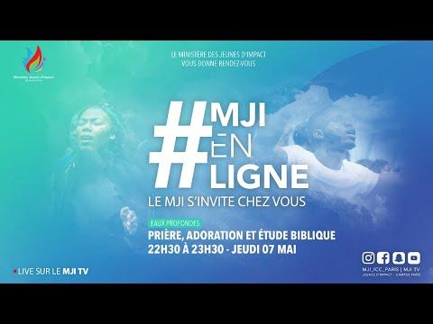 MJI EN LIGNE | ENSEIGNEMENT - En eaux Profondes - Pasteur André AMBENDET