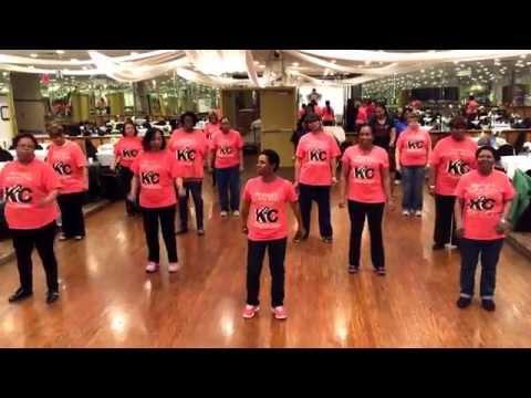 Uptown Funk Baby LIne Dance