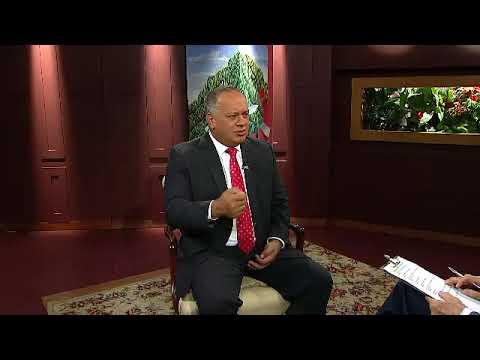 José Vicente Hoy - Domingo 27-08-2017 - Diosdado Cabello
