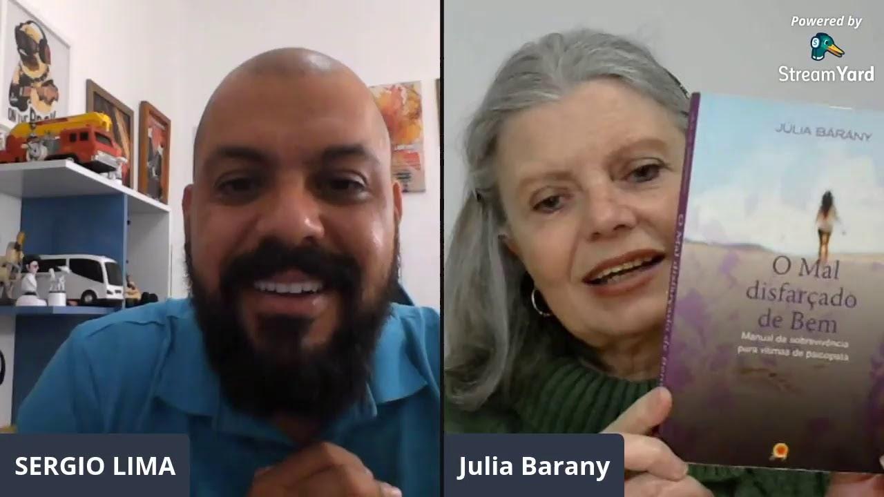 A MENTE DO PSICOPATA I COM JULIA BARANY