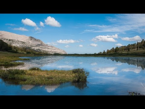 Time Lapse - Yosemite National Park in HD