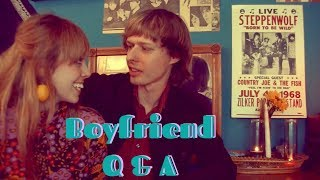 Boyfriend Q & A | My Musician Boyfriend