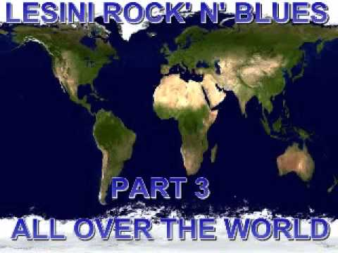 Rock' N' Blues Mix Part 3 - Dimitris Lesini Greece