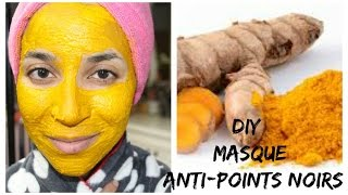 DIY : Masque Curcuma anti points noirs Thumbnail