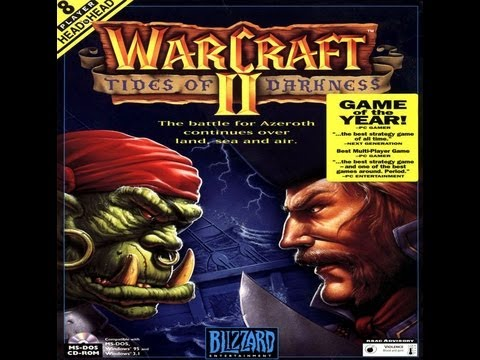Подробный урок установки Warcraft 2 на андроид