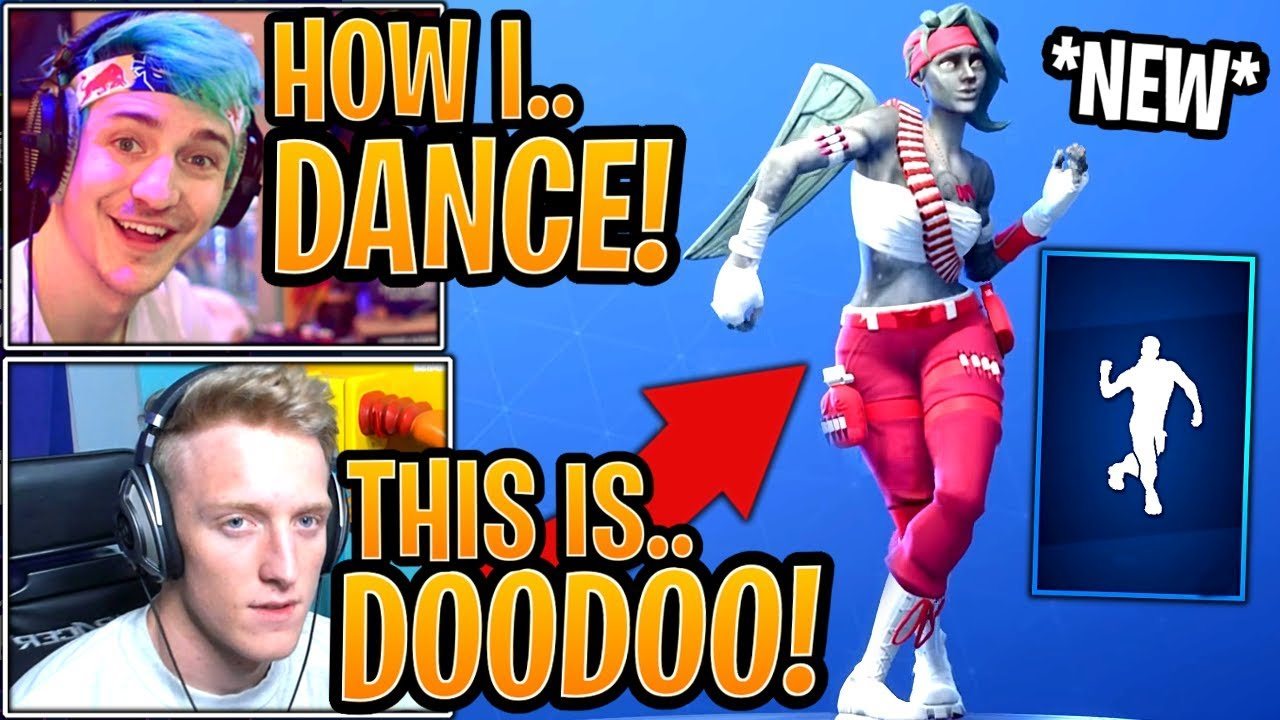 Streamers React to the NEW Switchstep Emote/Dance ...