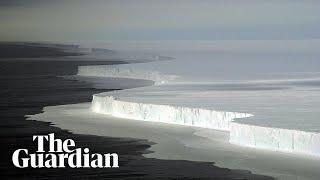 Researchers capture audio of Antarctic ice 'singing'