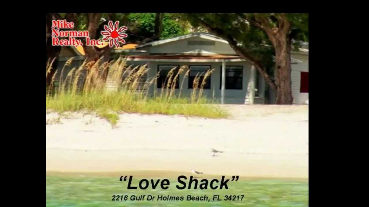The love shack ground level 1 bedroom anna maria island for The love shack cabin