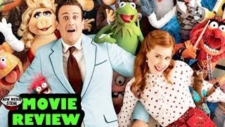 Video THE MUPPETS - Amy Adams, Jason Segal - New Media Stew Movie Review download MP3, 3GP, MP4, WEBM, AVI, FLV Mei 2018