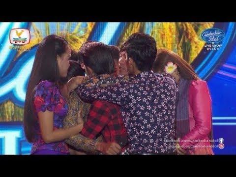 Cambodian Idol Season 3 Live Show Week 3   RESULT