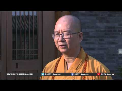 Beijing's Longquan Temple adopts modern approach