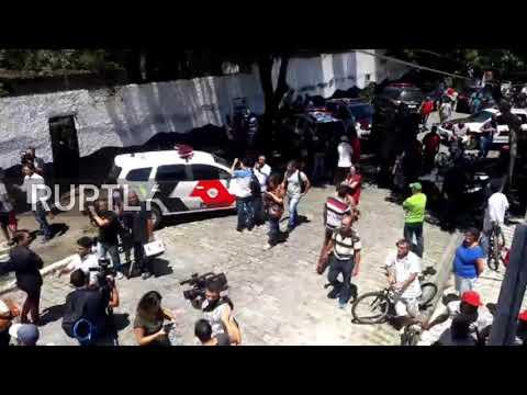 School shooting leaves at least 10 dead in Brazil
