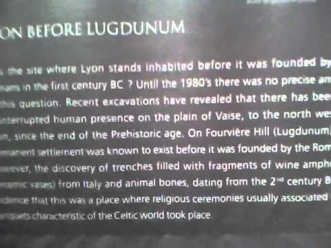 Gallo Roman Museum2
