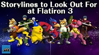 connectYoutube - Storylines to Look Out For at Flatiron 3