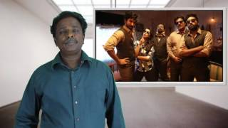 Maragadha Naanayam Movie Review - Aadhi  - Tamil Talkies
