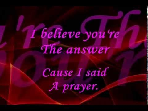 Believe by Brian Courtney Wilson
