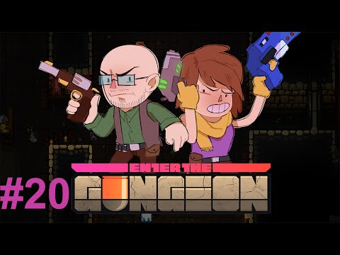 Enter the Gungeon Co-op with Northernlion [Episode 20]