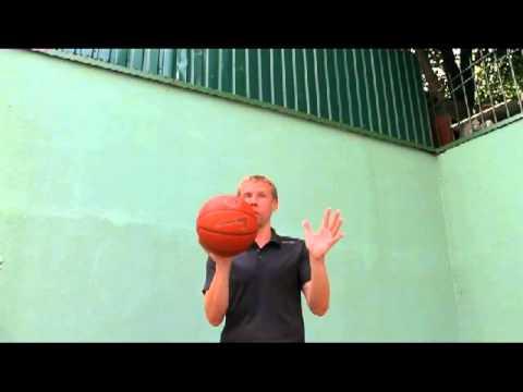Техника броска в баскетболе