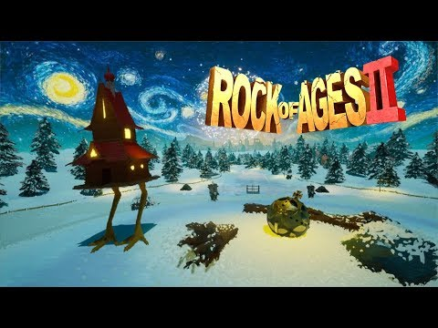 MULTIPLAYER Mayhem! - Rock of Ages 2: Bigger and Boulder Gameplay