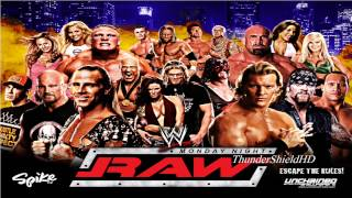 "WWE Monday Night Raw Theme Song 2002-2006 ""Across The Nation"" Full Version ᴴᴰ"