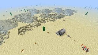 Tutorial Minecraft :Cómo hacer cañones de TNT Parte 2 (Barf Cannon)