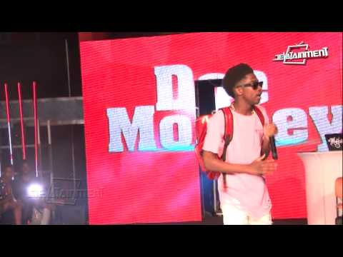 Dee Money represented @ The BAR Concert 2015