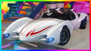GTA Online After Hours Update NEW Content - Weaponized Scramjet Supercar, Hunting Pack Remix & MORE!