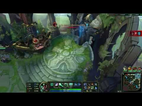 League of Legends - Traditional Karma vs. Katarina (Top)