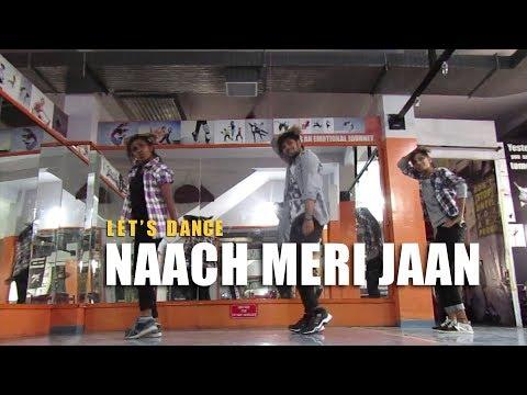 NAACH MERI JAAN DANCE | TUBELIGHT | SALMAN KHAN | CHOREOGRAPHY BY SURAJ BHUJEL s
